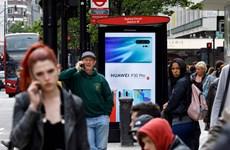 Mỹ thất vọng về việc Anh cho phép Huawei tham gia phát triển mạng 5G