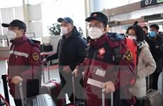 Nhật Bản cung cấp hàng viện trợ cho Trung Quốc đối phó dịch viêm phổi