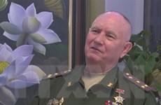 Lắng nghe tâm tư tình cảm của các cựu binh Nga dành cho Việt Nam