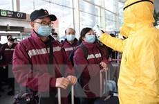 Dịch viêm phổi: Ấn Độ bắt đầu quá trình sơ tán công dân khỏi Vũ Hán
