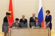 Liên bang Nga và Việt Nam - Tình hữu nghị vượt qua nhiều thập kỷ
