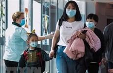 Singapore không cho hành khách đã từng đến Trung Quốc nhập cảnh