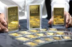 Giá vàng hướng tới tháng tăng mạnh nhất trong gần nửa năm qua