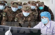 Các bệnh viện dã chiến tại Vũ Hán bắt đầu tiếp nhận bệnh nhân