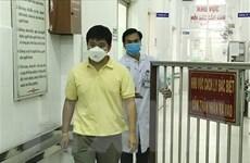 Bệnh nhân Trung Quốc nhiễm virus nCoV ở Bệnh viện Chợ Rẫy xuất viện