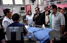Vụ xả súng ở Thái Lan: Chính phủ nỗ lực khắc phục hậu quả