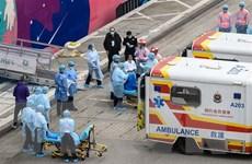 Dịch bệnh nCoV: Hong Kong tiếp tục gia tăng ca nhiễm mới