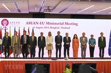 Liên minh châu Âu khẳng định ủng hộ vai trò trung tâm của ASEAN