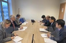 """""""EVFTA, EVIPA quan trọng về chiến lược, kinh tế trong quan hệ hai bên"""""""
