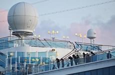 Indonesia đưa hơn 70 công dân trên tàu Diamond Princess về nước