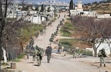Binh sỹ Thổ Nhĩ Kỳ thiệt mạng sau vụ nã pháo của quân đội Syria