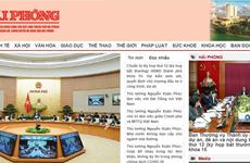 Thành phố Hải Phòng sẽ chấm dứt hoạt động đối với hai tạp chí