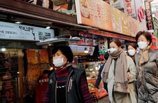 Hàn Quốc: Niềm tin tiêu dùng giảm xuống mức thấp nhất 6 tháng