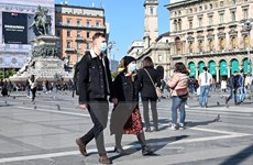 Nhóm chuyên gia WHO, ECDC tới Italy hỗ trợ công tác phòng dịch