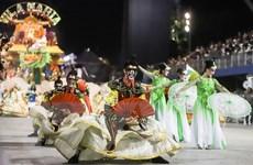 [Photo] Lễ hội hóa trang Carnival tại nhiều nước trên thế giới
