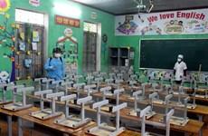 Quảng Ninh cho học sinh mầm non, tiểu học, THCS nghỉ thêm 2 tuần