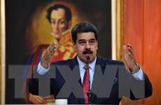 Tổng thống Venezuela thành lập lực lượng chống khủng bố quốc gia