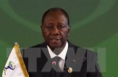 Tổng thống Cote d'Ivoire tuyên bố không tiếp tục tham gia tranh cử