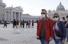 Vatican ghi nhận trường hợp đầu tiên nhiễm virus SARS-CoV-2