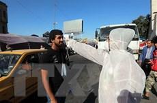 Dịch COVID-19: Iraq tạm đình chỉ hoạt động thương mại với Iran