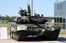 """Xe tăng chiến đấu T-90M """"Đột phá"""" sắp trình làng tại Quảng trường Đỏ"""