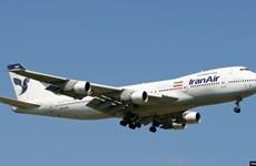 Dịch COVID-19: Hãng hàng không IranAir dừng mọi chuyến bay tới châu Âu