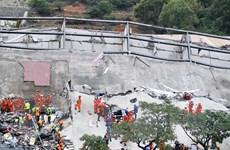 Sập khách sạn cách ly ở Trung Quốc khiến ít nhất 6 người thiệt mạng