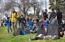 Thổ Nhĩ Kỳ tiếp tục mở cửa biên giới đến khi EU đáp ứng mọi yêu cầu