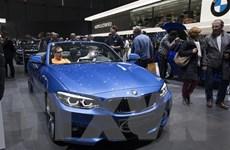 Lợi nhuận của hãng sản xuất ôtô BMW giảm mạnh trong năm 2019