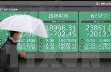 Nhật Bản họp khẩn sau khi chỉ số Nikkei giảm mạnh nhất trong 30 năm