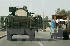 Quân đội Iraq: 33 quả rocket đã được phóng vào căn cứ liên quân
