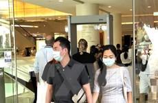 Dân Thái Lan đổ xô đi mua xuyên tâm liên để phòng dịch COVID-19