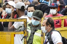 Dịch COVID-19: Nhiều nước Nam Mỹ ban bố tình trạng khẩn cấp