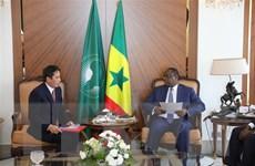 Nhiều tiềm năng thúc đẩy và mở rộng quan hệ hợp tác Việt Nam-Senegal