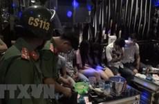 Lo ngại vấn nạn sử dụng ma túy tập thể trong giới trẻ tại Vĩnh Phúc