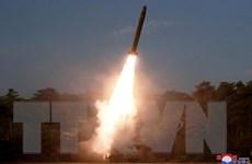 Nhật Bản chỉ thị tăng cảnh giác sau khi Triều Tiên phóng vật thể bay