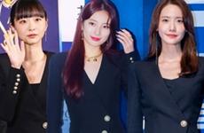 """Một pha """"đụng hàng"""" của loạt mỹ nhân đình đàm bậc nhất Hàn Quốc"""