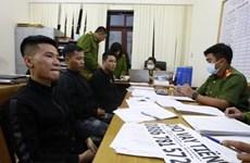 Lâm Đồng bắt khẩn cấp 3 đối tượng cho vay nặng lãi tới 208% một tháng