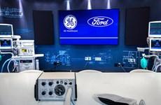 Ford và GE hợp tác để sản xuất 50.000 máy thở trong 100 ngày