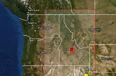 Mỹ: Động đất có độ lớn 6,3 làm rung chuyển khu vực Nam Idaho