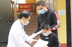 Bé trai quốc tịch Anh mắc COVID-19 điều trị tại Hải Dương đã khỏi bệnh