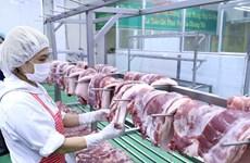 Giá thịt lợn trên thị trường vẫn ở mức cao, lợn hơi có hạ nhiệt
