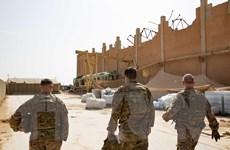 Mỹ dùng 20 xe tải chuyển khí tài quân sự từ Iraq tới Syria