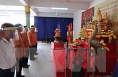 Kiều bào tại tỉnh Udon Thani của Thái Lan tổ chức Giỗ tổ Hùng Vương