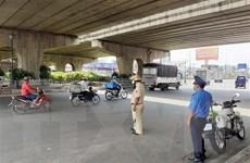 """Số vụ tai nạn giao thông giảm sau 3 ngày thực hiện """"giãn cách xã hội"""""""