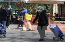 Italy: Vùng Lombardia bắt buộc dân phải đeo khẩu trang khi đi ra ngoài
