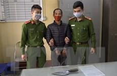 Dùng dao đe dọa chủ tịch phường đi tuyên truyền về phòng chống dịch