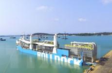 Doosan Vina xuất thiết bị khử mặn khổng lồ sang Vương quốc Bahrain
