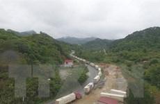 Xuất khẩu tiếp tục khó khăn khi Trung Quốc siết chặt quản lý cửa khẩu