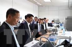 Doanh nghiệp Đức kỳ vọng sự phục hồi kinh tế Việt Nam trong trung hạn